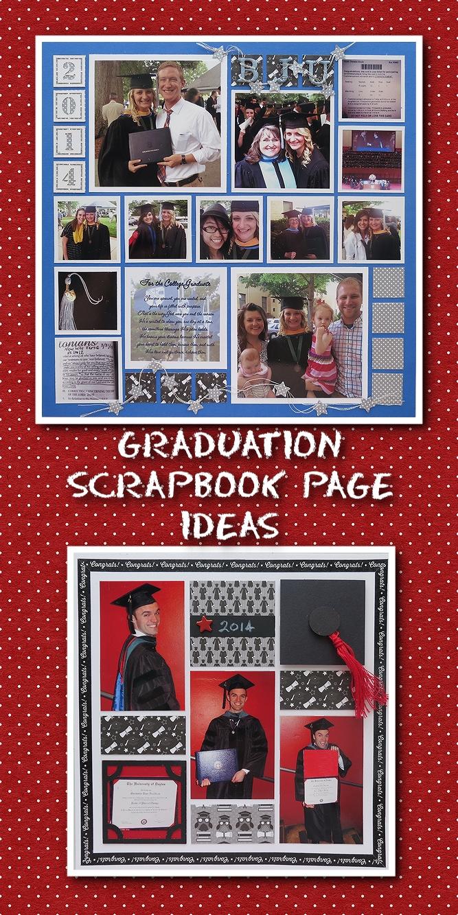 Scrapbook ideas graduation - Scrapbook Ideas Graduation 5
