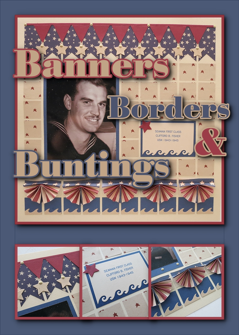 Juliet scrapbook ideas - Banners Borders And Buntings