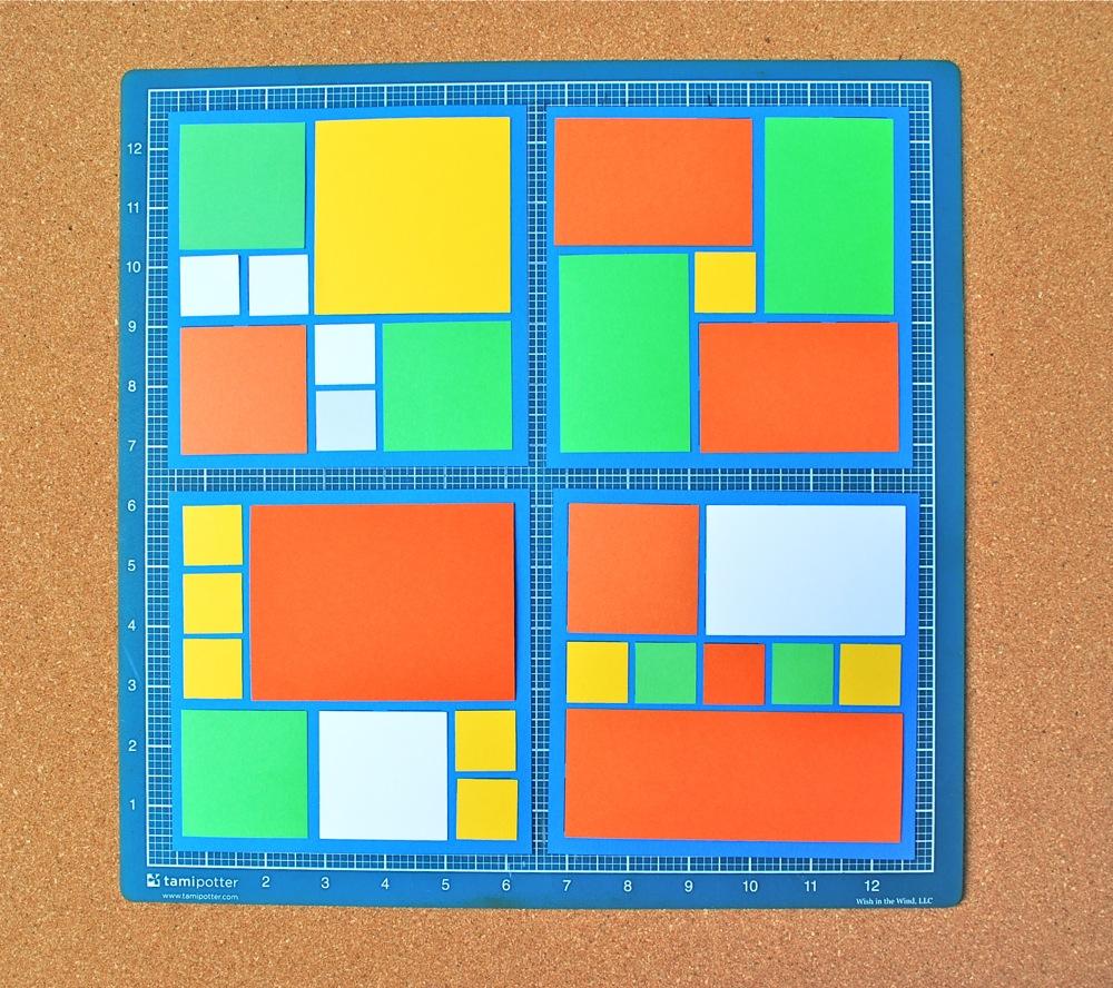 6x6 4 variations
