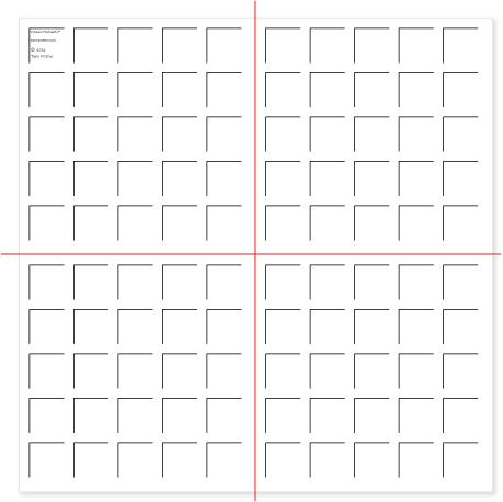 Pocket Page Scrapbooks 6x6 Mosaic Moments Page Layout