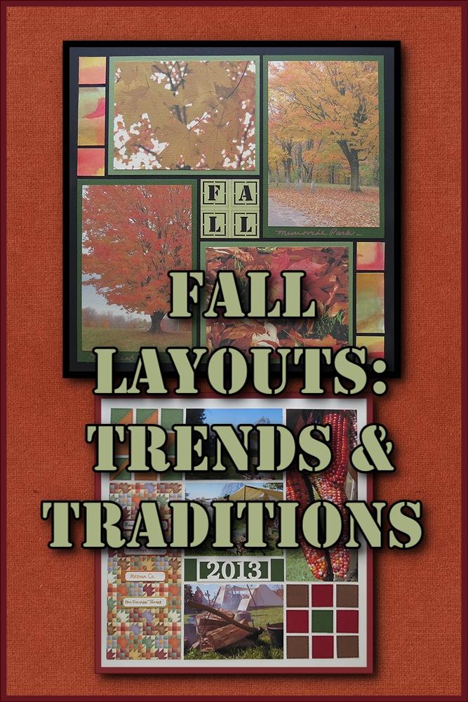 Fall Layouts