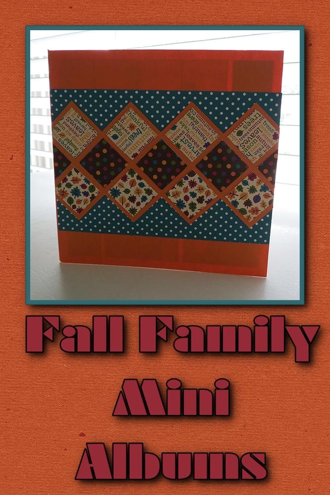 Fall Family Mini Album