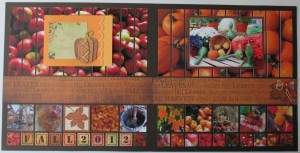 Fall 2012 layout includes many of the photo tips I've shared here.