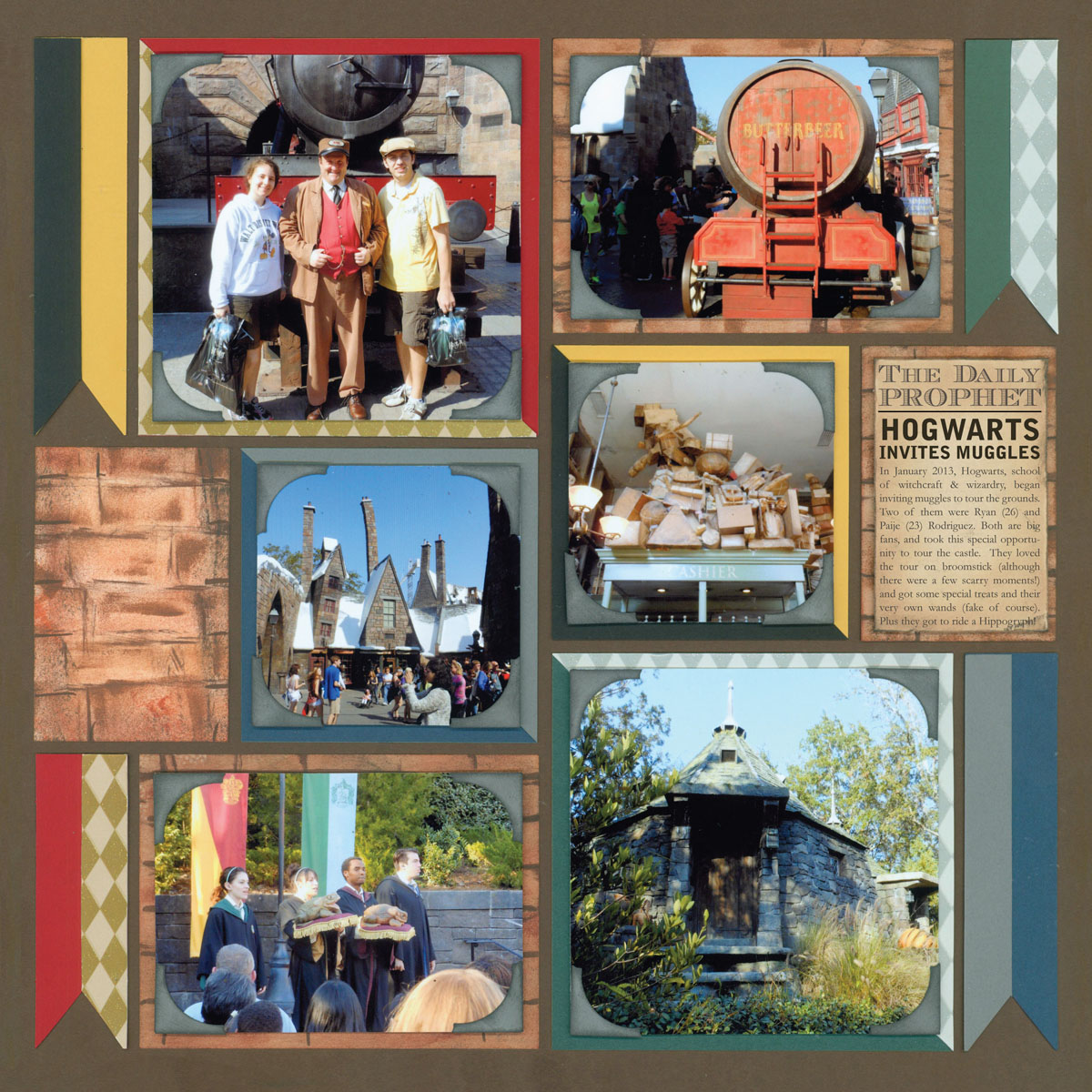 collage layout