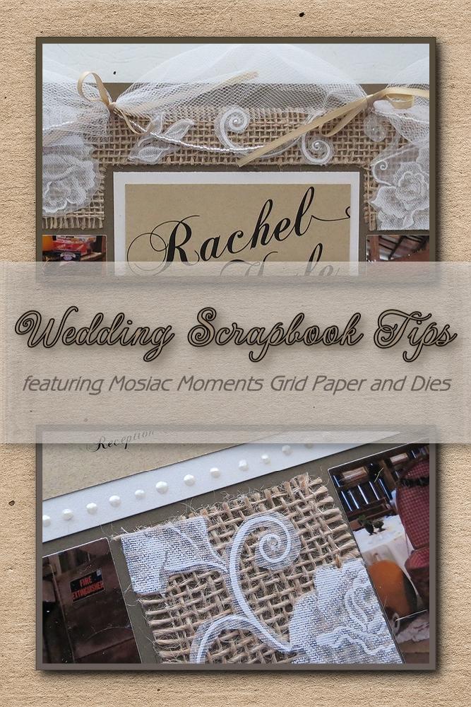 Wedding Scrapbook Tips