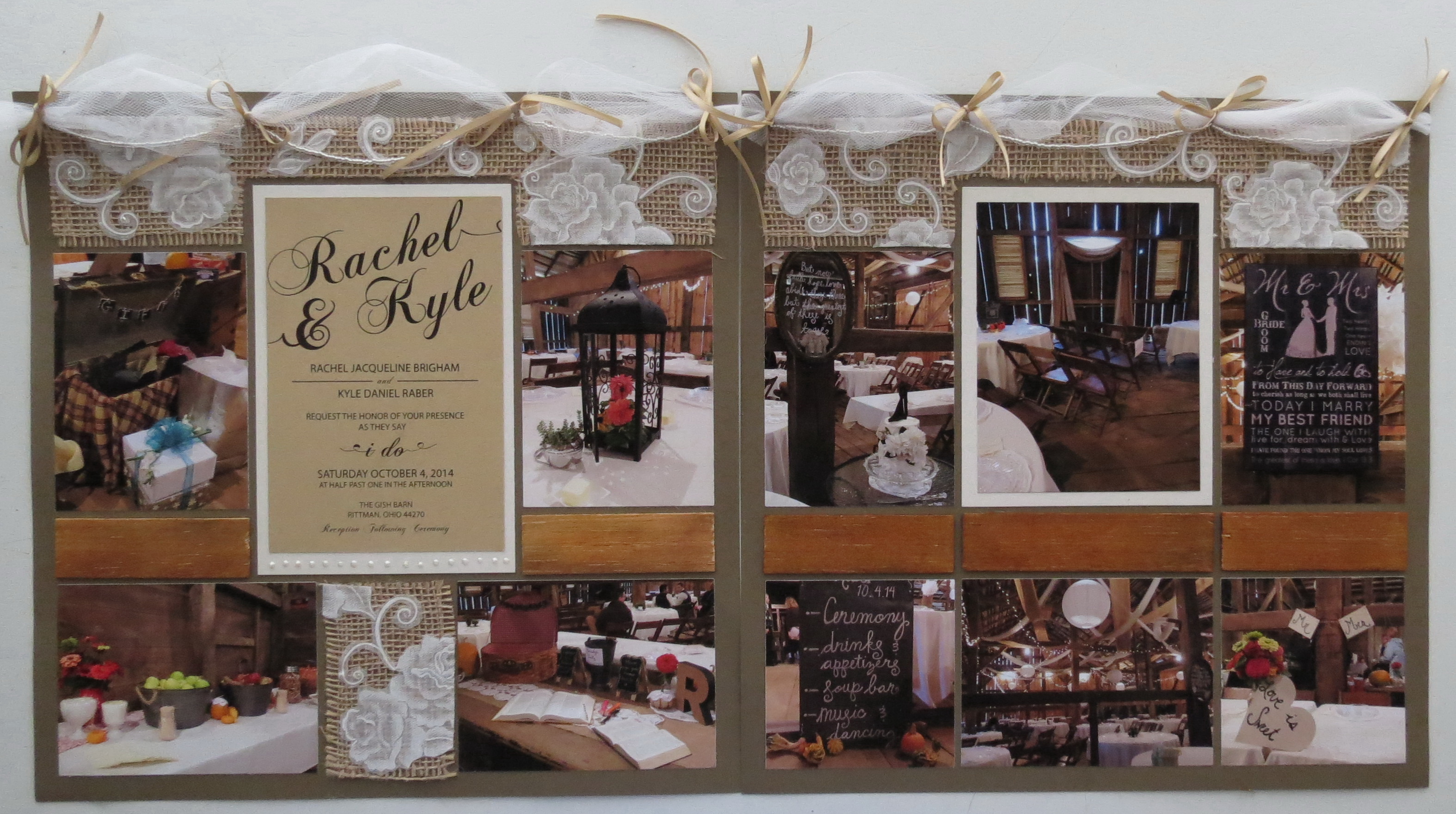 wedding scrapbook tips wedding scrapbook Wedding Scrapbook Tips two page layout