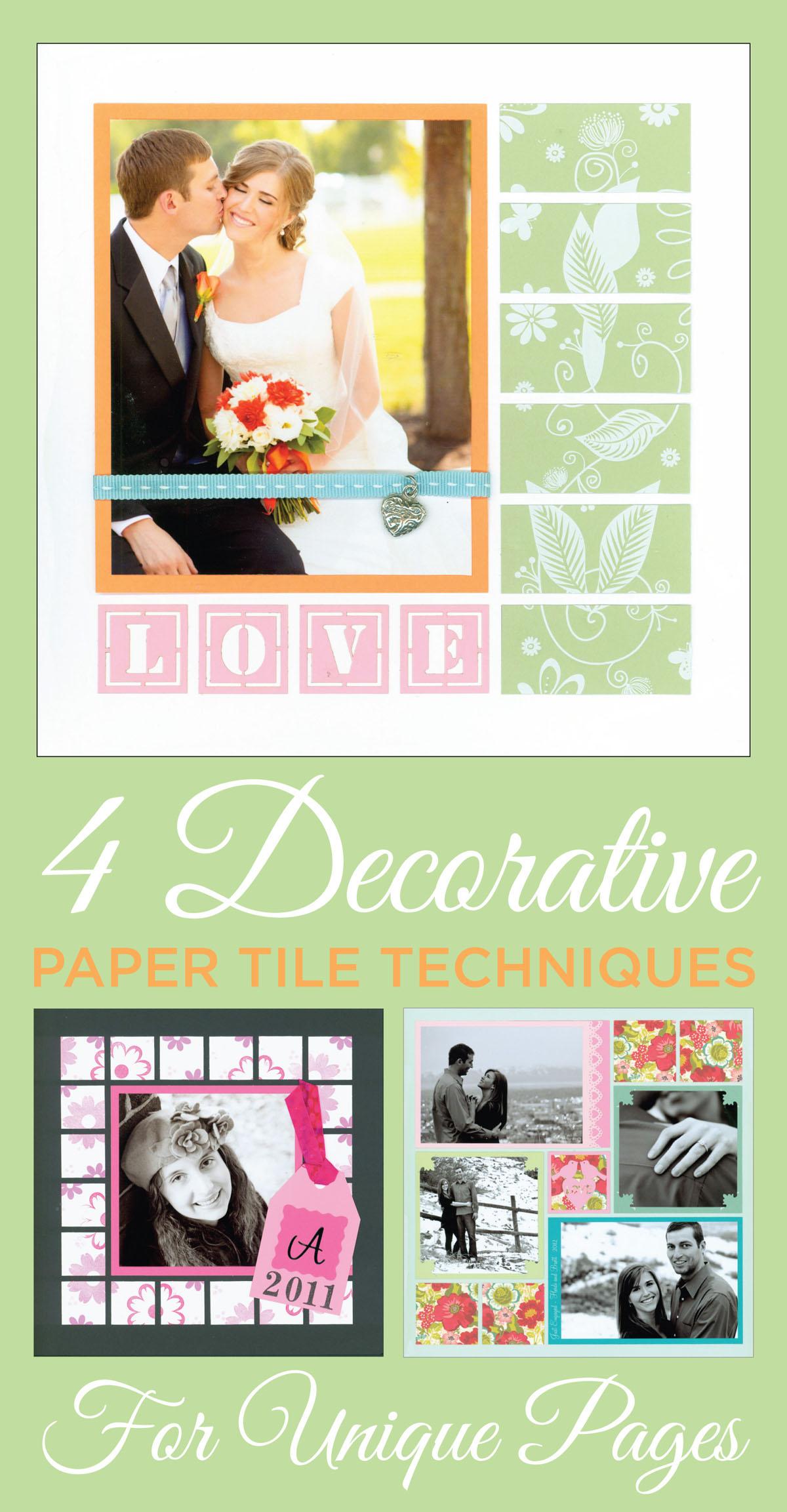 Paper Tile Techniques