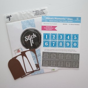 Great Expectations: New Mosaic Moments Products