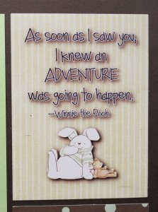 Great Expectations: Hybrid Scrapbooking created using Little Dreamers digital kit by Kimeric Kreations