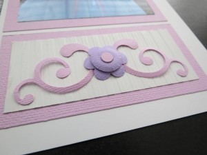 Embellishing Your Scrapbook Pages: putting it all together.
