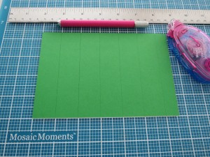 Scrapping with Ease: Cutting Mats: Step 4