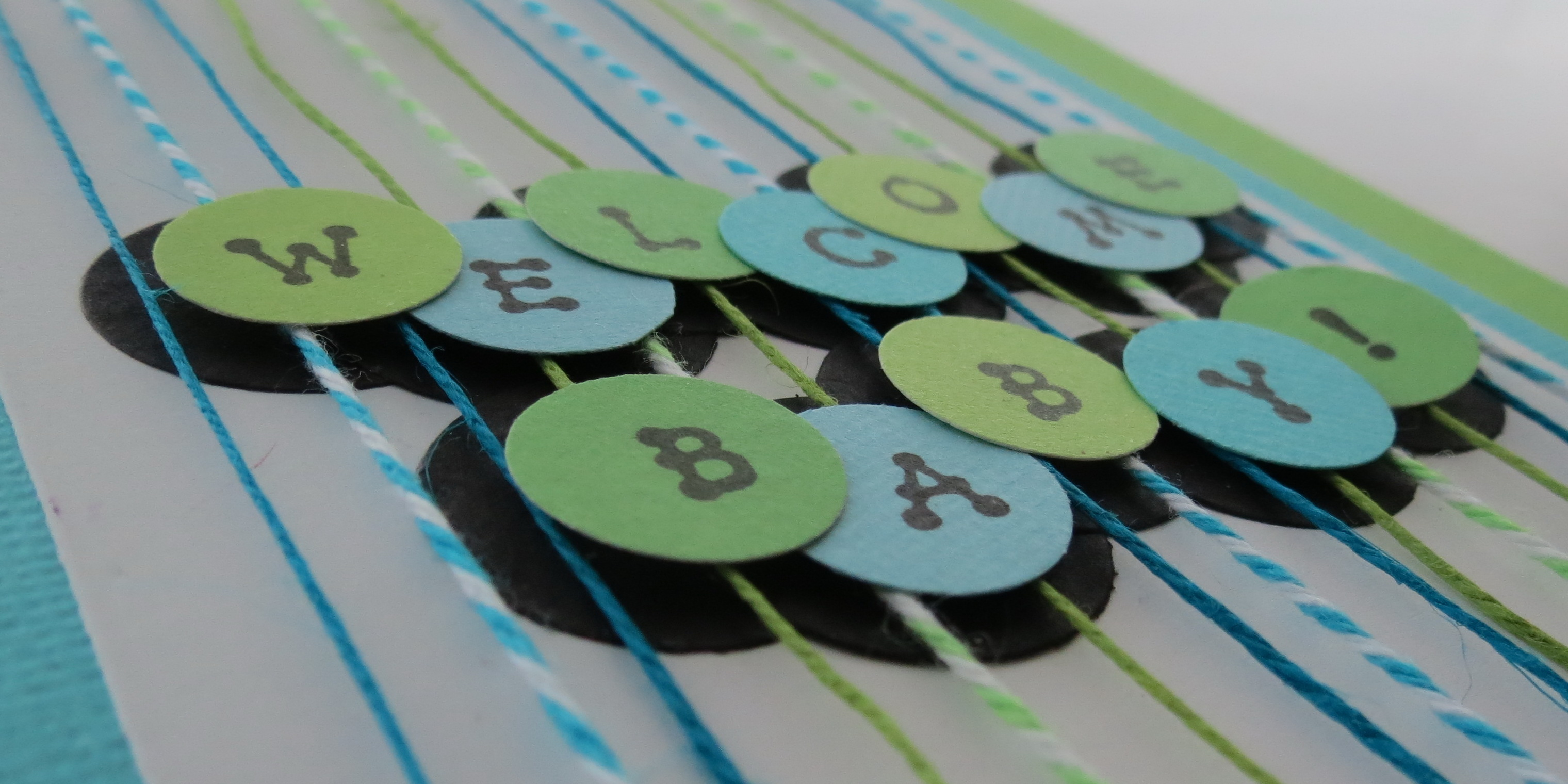 Scrapbook ideas using punches