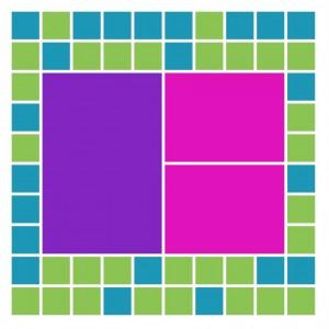 Pattern #158 Mosaic Style