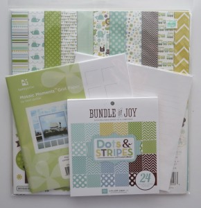 8x8 Page Designs papers, journaling pages and calendar pages