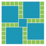 Pattern #233 Pinwheel