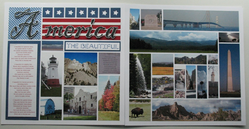 Patriotic Pages Design Team Challenge