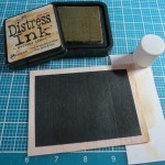 MM_B2S Quick Page inking edges of Balsa wood