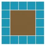 Mosaic Moments Pattern #191