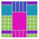 Mosaic Moments Pattern #238