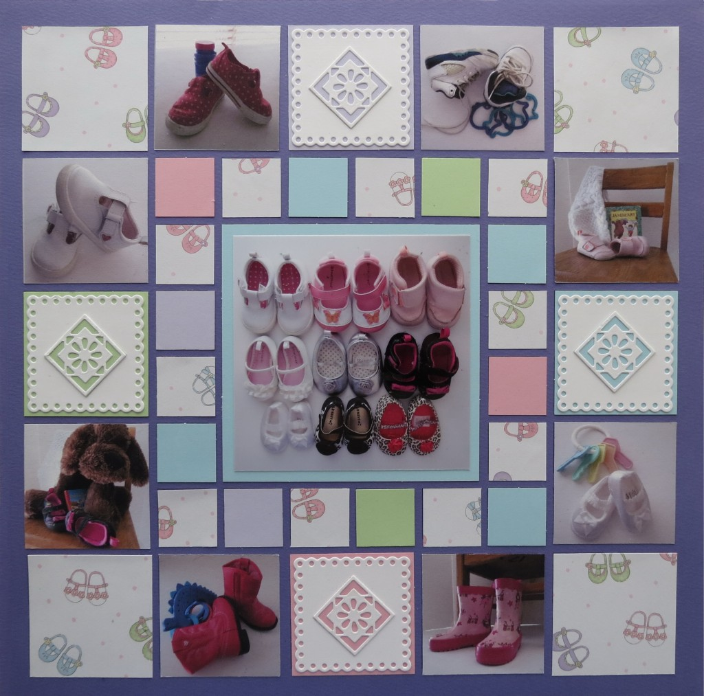 Scrapping your Collections page 2  Pattern #152