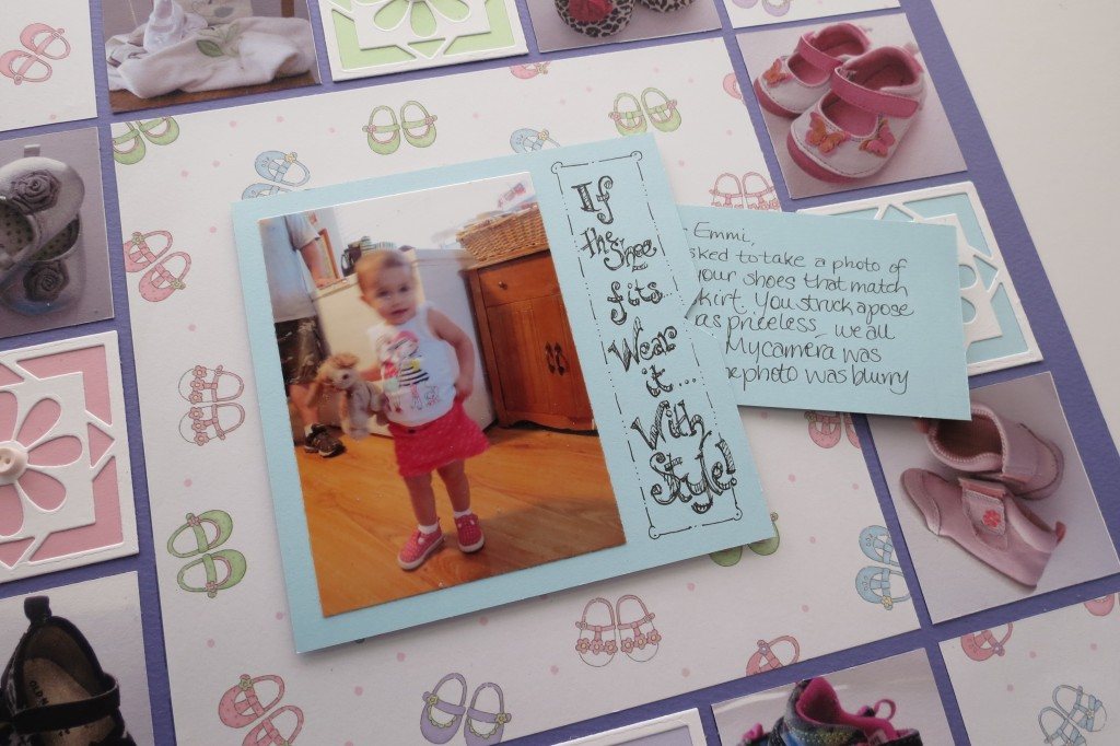 Scrapping Your Collections hidden journal block