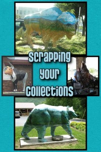 Scrapping Your Collections   Street Art