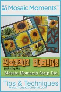 Mosaic Moments Strip Die Mosaic Strips