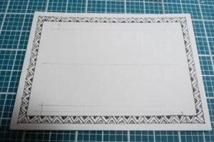 Pattern Alternatives Zenspiration border