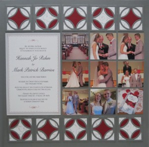 Diamond Ring Die Layout border option 2