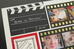 MM Remembering 2015 Year in Review Clapper board title block