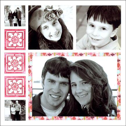 Holiday Card - Lot of Photos!