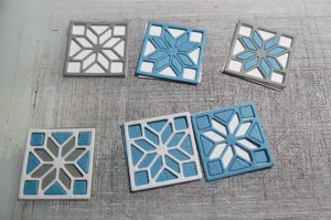 MM Nordic style variations with the Carpenters Star Die Set