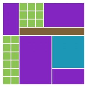 Mosaic Moments Pattern # 137