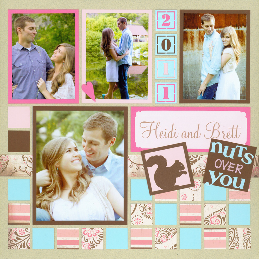5 love scrapbook page ideas to show off your valentine
