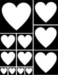 MM Heart Tiles
