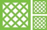 Mosaic Moments Die: Lattice Set