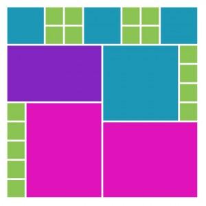 Mosaic Moments Pattern #113