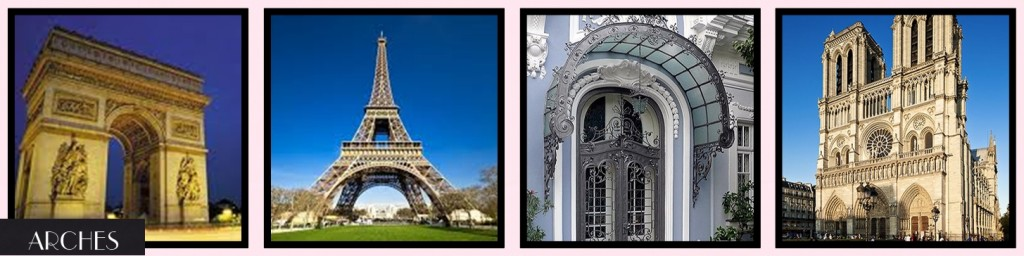 MM Inspiration: Paris in Spring ARCHES