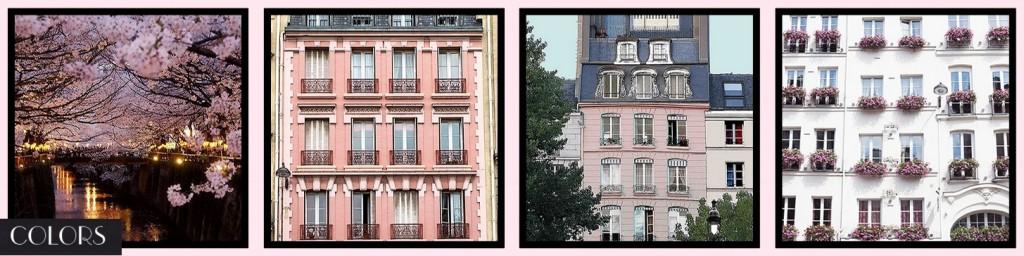 MM Paris in Spring Colors