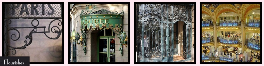 MM Inspiration: Paris in Spring FLOURISHES