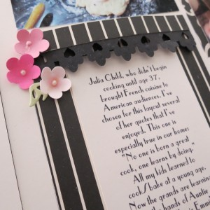 MM Inspiration Paris in Spring Flourishes pinstripe awning and journaling