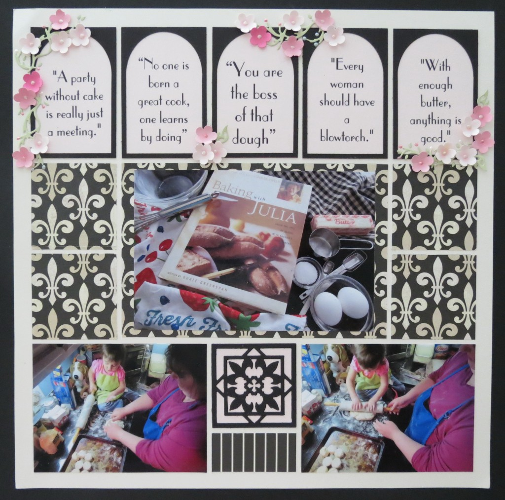 MM Inspiration: Paris in Spring page one