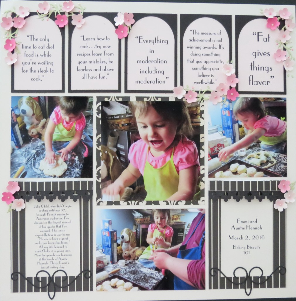 MM Inspiration Paris in Spring page 2 layout