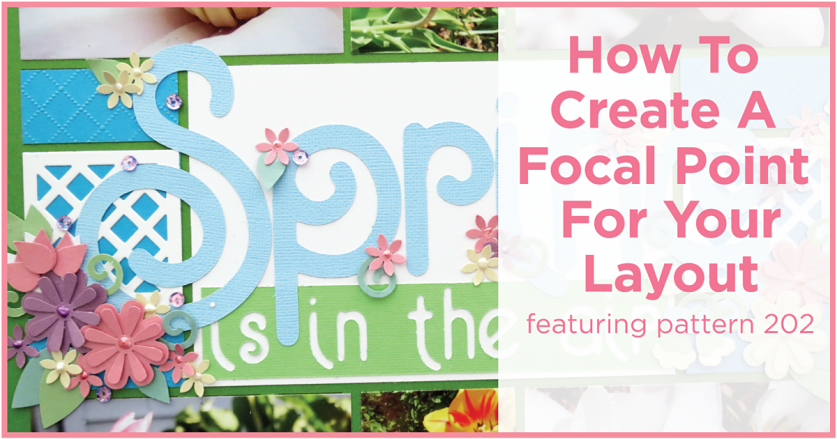 Creating Focal Points