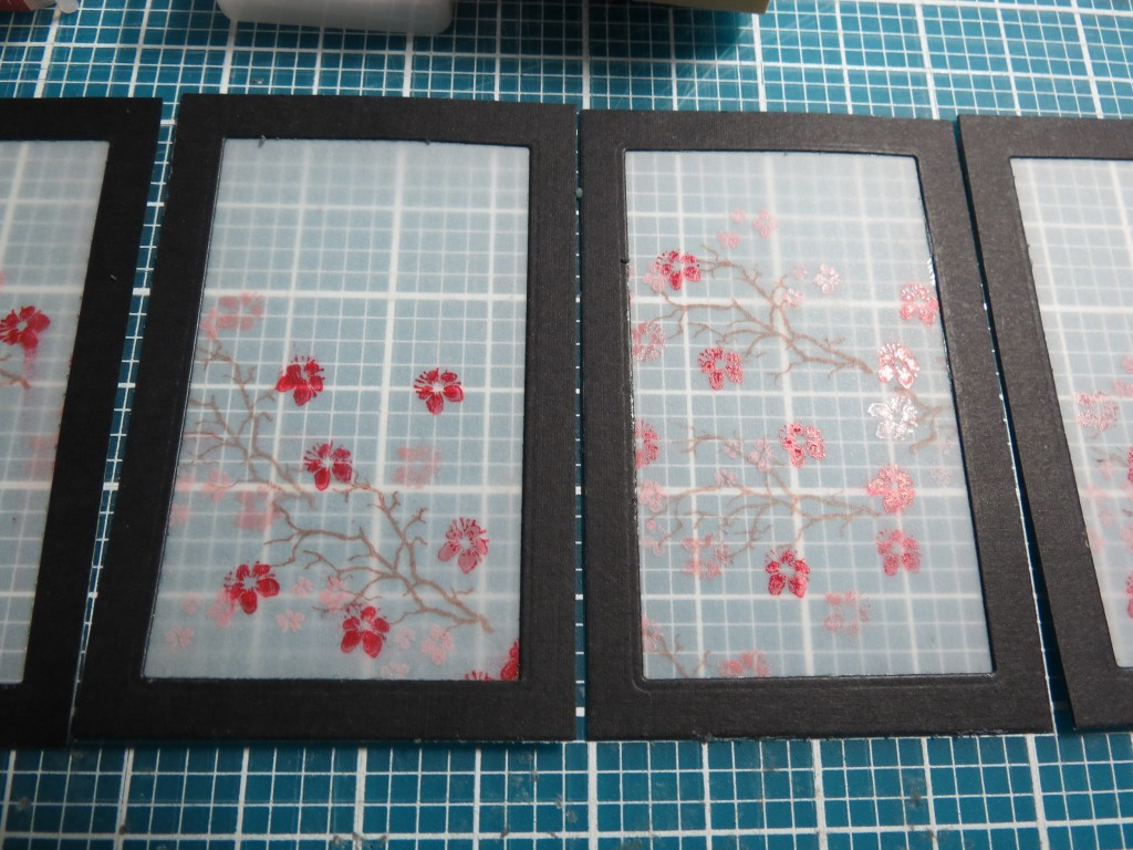 MM Inspiration Tokyo Cherry Blossoms detail