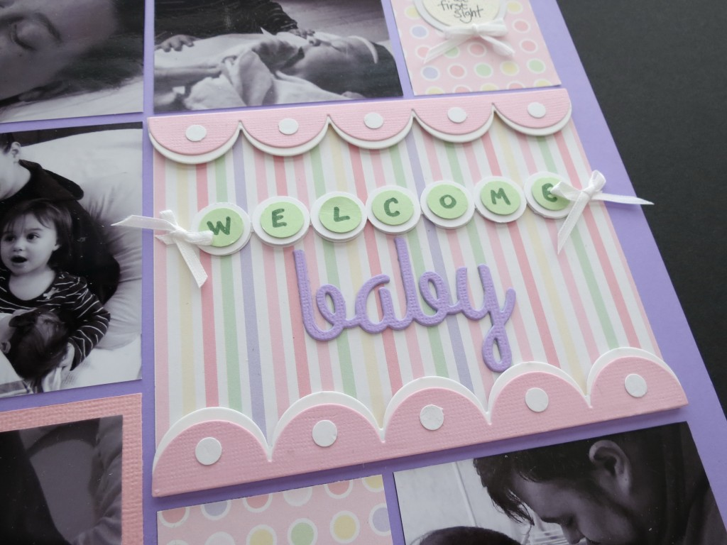 MM-TYS Welcome Baby Title block