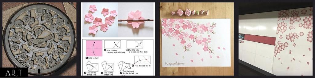 Art: MM Inspiration Tokyo Cherry Blossoms