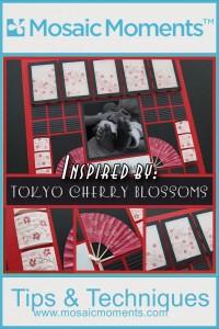 MM Inspiration Tokyo Cherry Blossoms