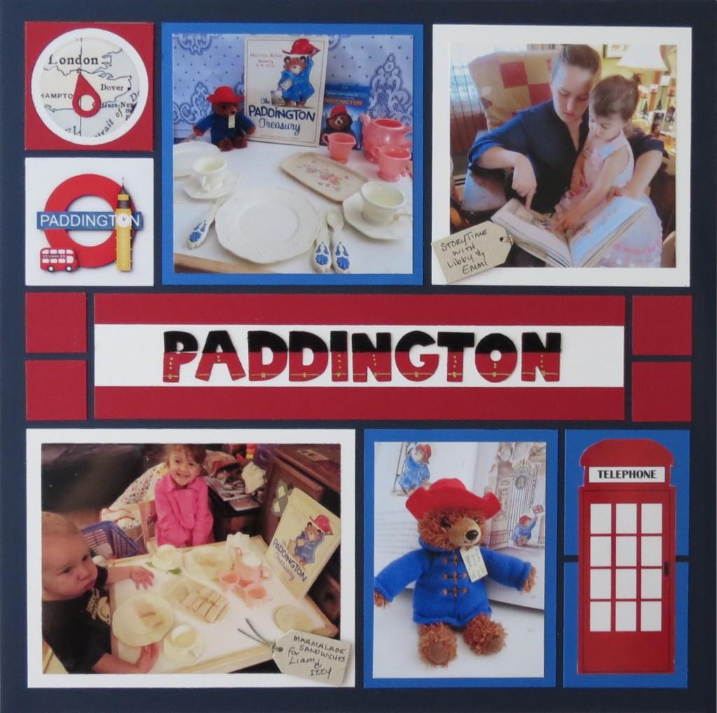 MM Inspiration: London layout