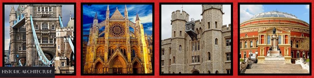 MM London 4. Historic Architecture